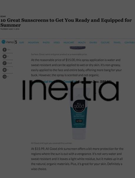 Inertia-Template
