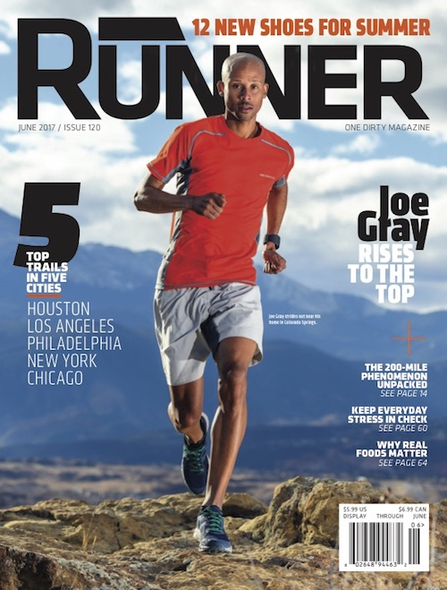 Trail Runner June Cover